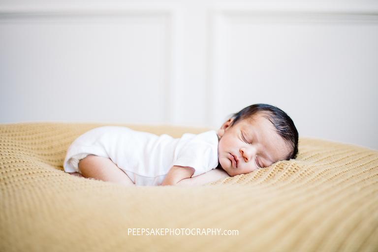 Baby Patel: Charlotte, NC Newborn Photographer