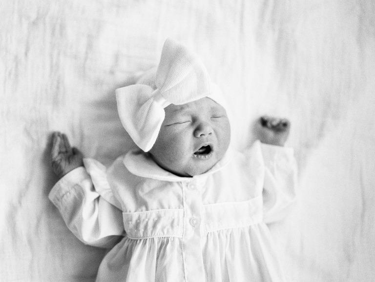 hospital newborn session charlotte nc